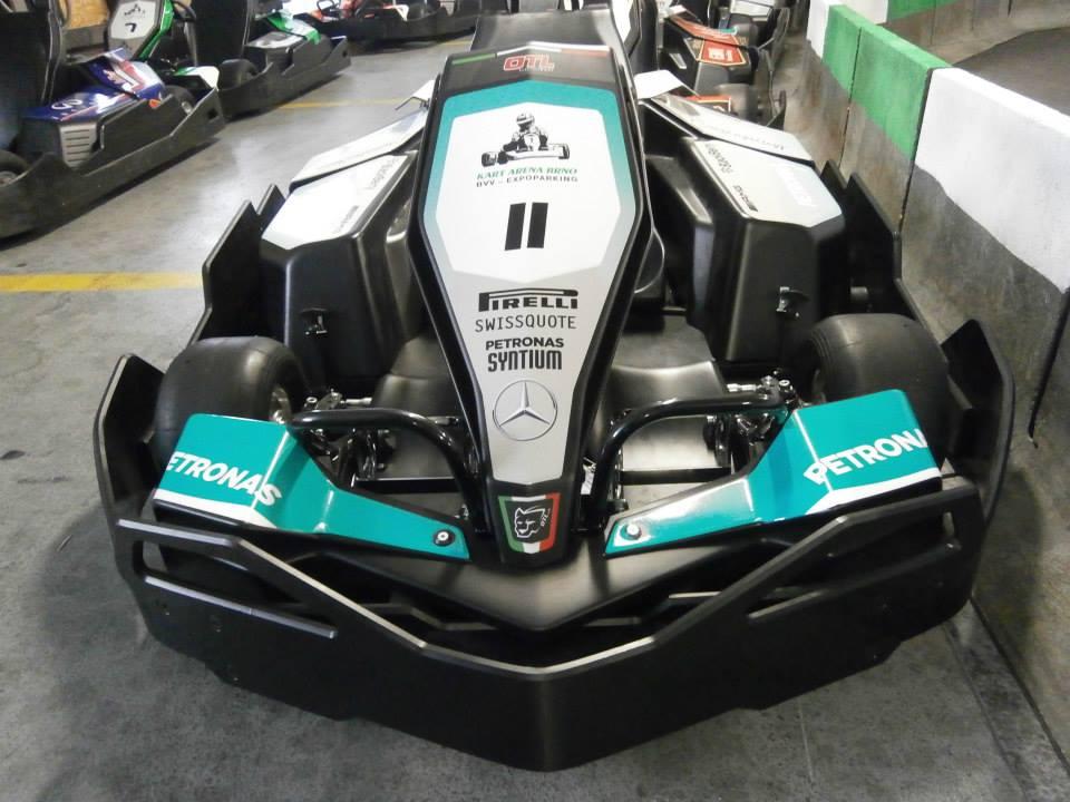 Motokary Kart Arena Brno Na Rozlucku