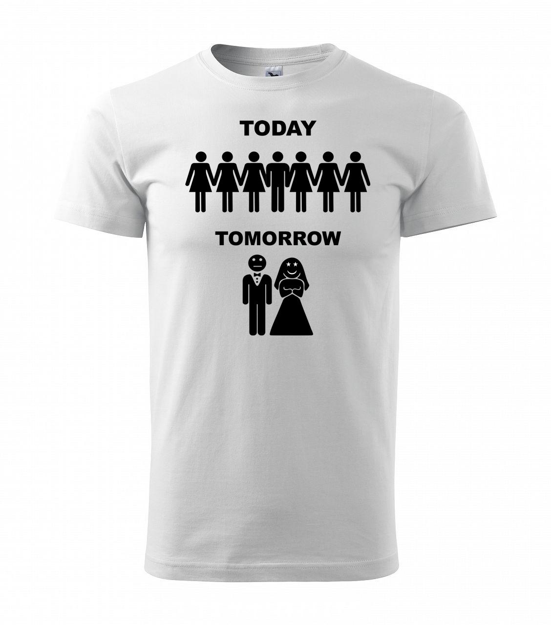 c4584cafd069 Pánské tričko Today
